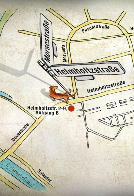 Was macht eine kreative Berliner Werbeagentur in Berlin Charlottenburg?  Geile Kampagnen. Was sonst?