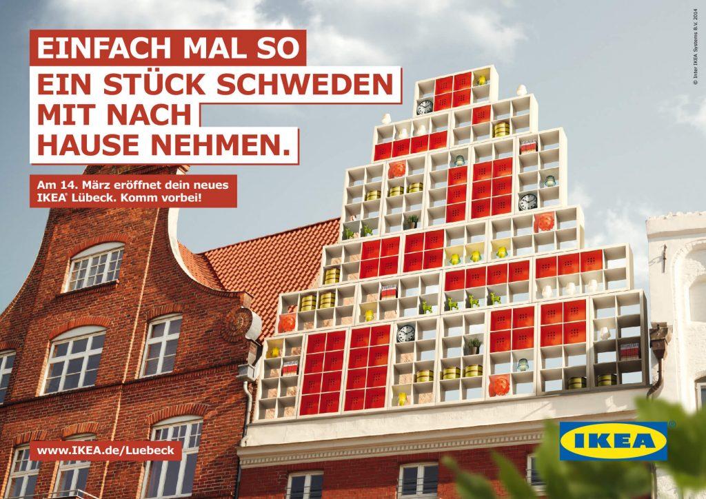 IKEA Lübeck Eröffnungskampagne