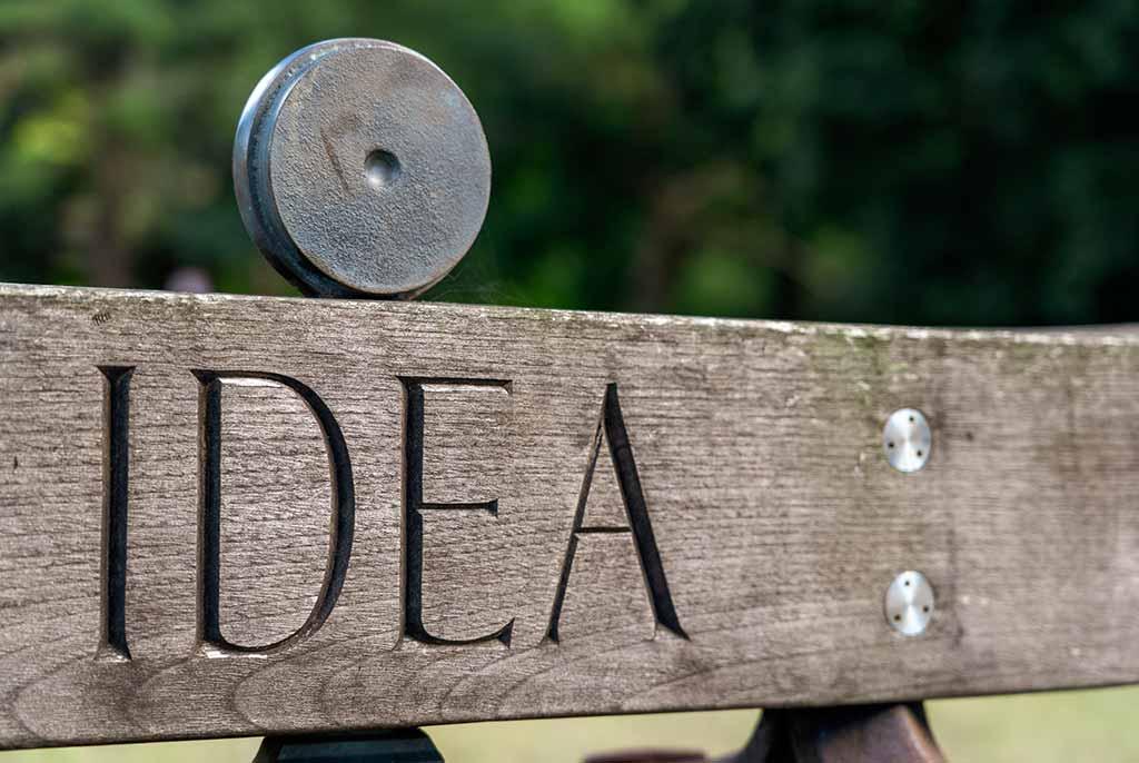 Eine gute Idee macht alles besser: auch Ihre Website.